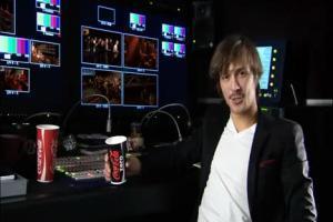 """""""Uwierzysz jak spróbujesz - koncertowy spot reklamuje Coca-Colę Zero"""