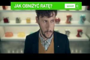 Państwo Jeckyll i Hyde reklamują kredyt konsolidacyjny w Getin Banku