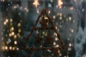 Przenieś numer - bożonarodzeniowa reklama Orange