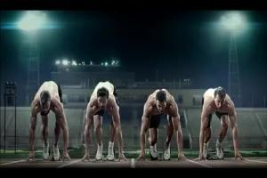 Oshee for Warriors - reklama