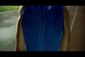 Piotr Żyła na bieżni - spot Samsunga Galaxy S5