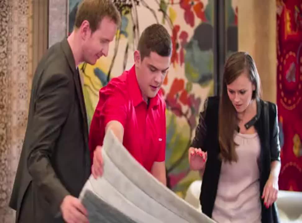 Komfort: Wymień dywan na nowy
