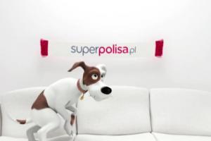 Mateusz Borek komentuje w reklamach porównywarki ubezpieczeń Superpolisa.pl