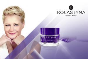 Małgorzata Kożuchowska reklamuje Kolastynę
