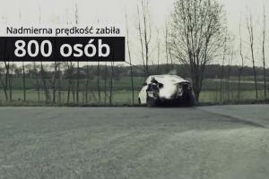 """Nadal uważasz, że fotoradary są niepotrzebne? - spo z kampanii """"Bezpiecznie na drogach"""""""