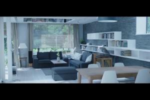"""""""Czego szukasz?"""" - domowe szczęście reklamuje Allegro.pl"""