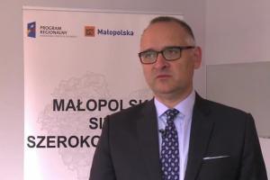 Szerokopasmowy internet pokryje całą Małopolskę