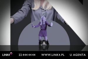 """I'm So Excited"" zespołu Pointer Sisters w reklamie Link4"