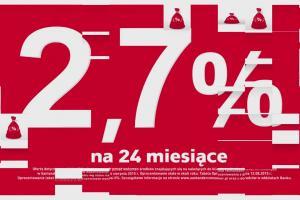 Santander Consumer Bank reklamuje lokatę na 24 miesiące