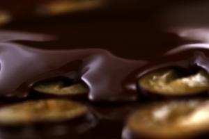Słodycze Goplana i Solidarność reklamowane razem