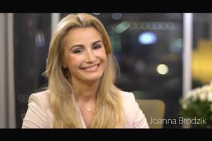 Joanna Brodzik znów ambasadorką reklamową kosmetyków Garnier