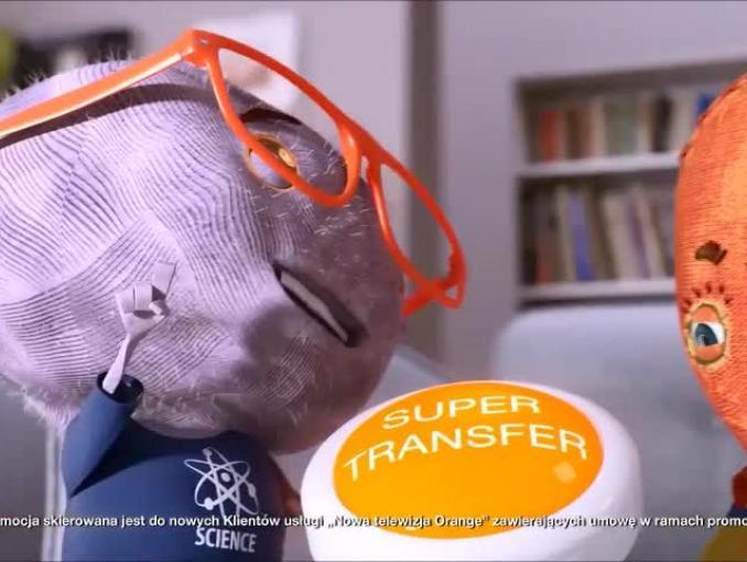 Serce i Rozum reklamują promocję Orange z kanałami HBO