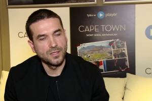 "Marcin Dorociński w serialu ""Cape Town"""
