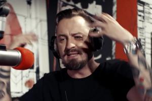 """""""Piotr Kędzierski Show"""" w Rock Radiu - reklama"""