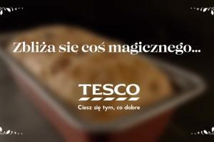 Poczuj magię! - spot hipermarketów Tesco