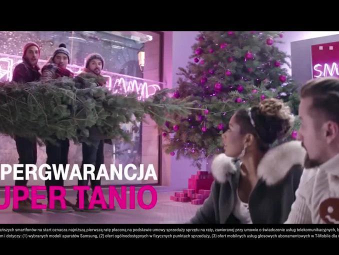 Smartfoneria - Patricia Kazadi i Piotr Kędzierski reklamują smartfony w T-Mobile