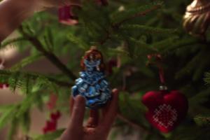 Wilczak i Brodzik reklamują świąteczne prezenty w SmartDomie