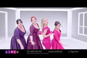 Link4 muzycznie reklamuje ubezpieczenie mieszkania
